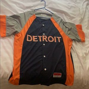 Detroit jersey